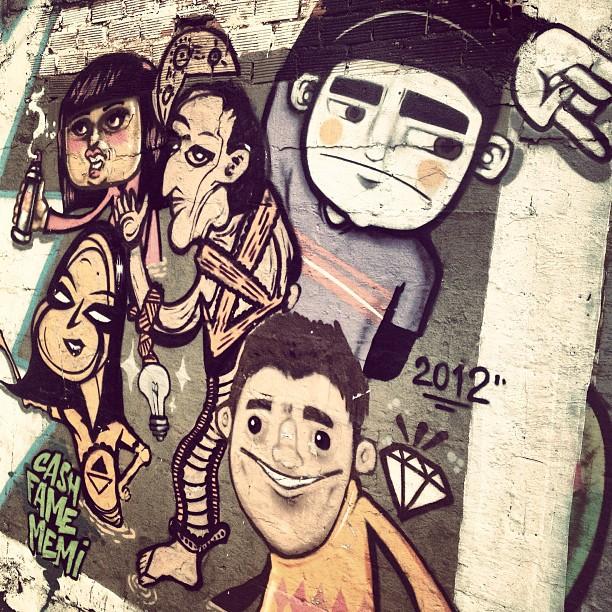 #grafite #graffrio #murosdorio