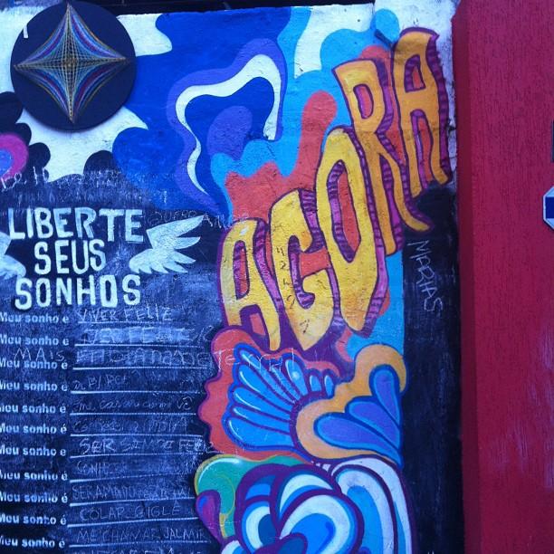 #liberteseussonhos