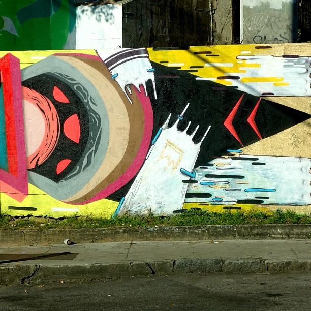 Art by @mga021 @marciobunys para #multigrab Expo Shapes