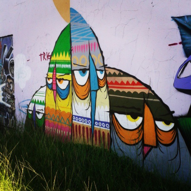 angry birds tupiniquim #streetart #graffiti