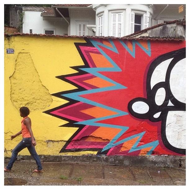 2012 #streetartrio