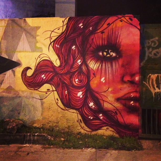 Anarkia Boladona #streetartrio