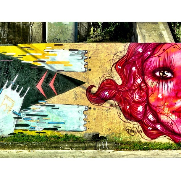 Art by @mga021 @marciobunys & @panmelacastro para #multigrab 2013 que começa hj