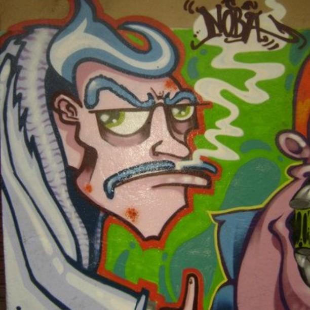 GraffStar. #graffitirj #urbanart #zn #artistasurbanoscrew