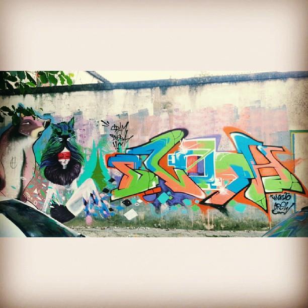 H.C/Spam/Blopa - Méier #Graffiti #StreetArt #Rap #GraffitiBrasil #Instagraffiti #HipHop #freestyle #freehand #street #rua #humildade #art #GraffitiRJ #Blopa #SprayArt #mtn #RioDeJaneiro #Favela #RJ #Méier #Subúrbio #Carioca #CidadeMaravilhosa #detail #Letters