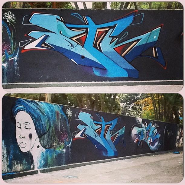 ILPE-STK-FAME-VH... Valew pela moral @betofame... Salvou... #letters #graffiti #tijuca #Stk #