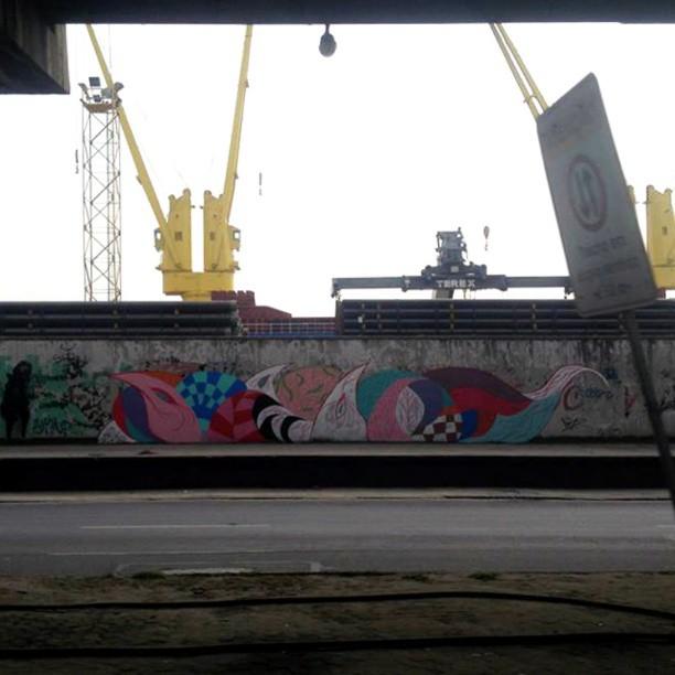 #StreetArtRio #graffiti #instagraffiti #artrio #graffrio #urbanart #art #arteurbana #grafite #mtn #streetarteverywhere #streetart