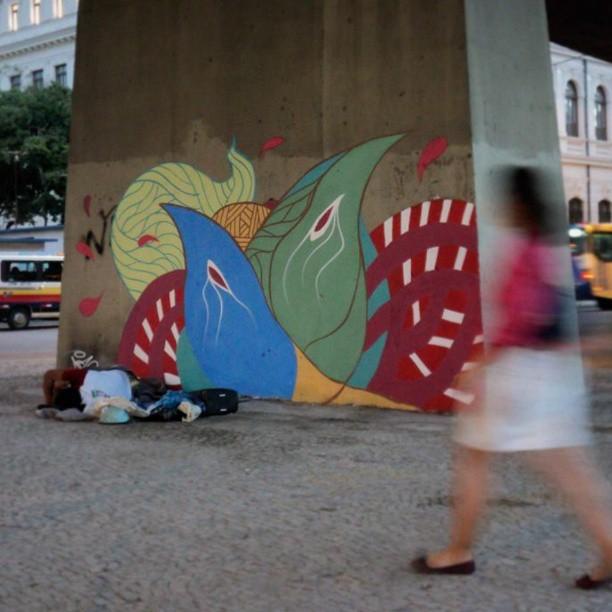 #StreetArtRio #streetarteverywhere #street #graffiti #graffrio #instagraffiti #art #artrio #rj #instagraffitiart #instagraffitie #instaart