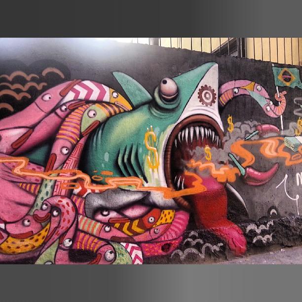 #artederua #artenomuro #arturbain #streetartbrasil #streetartrio #streetart #streetstyle #streetarteverywhere #copacabana
