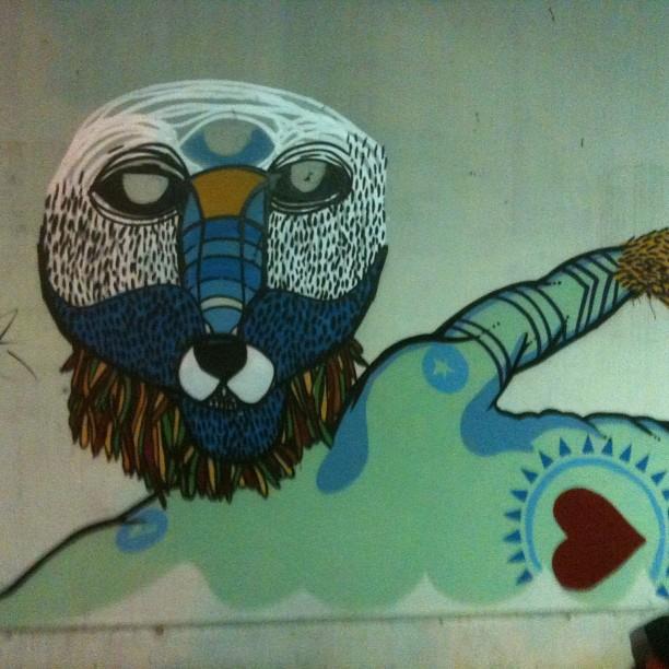 #denne72 #streetartrio #streetart #grafitti #rua #riodejaneiro #laranjeiras #2013