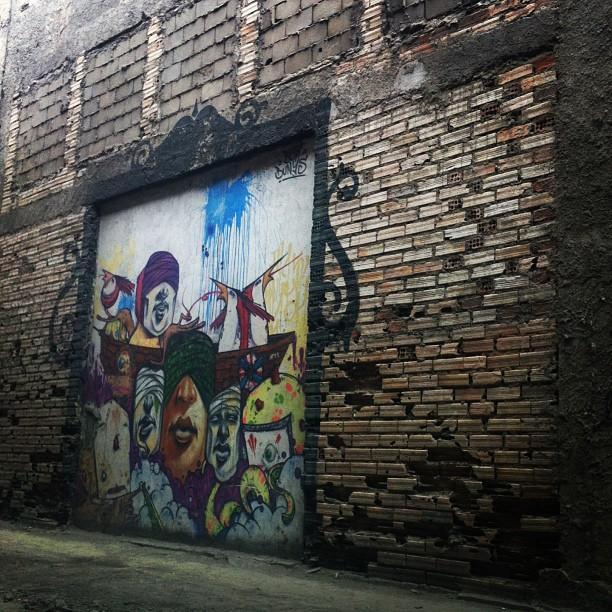 #iphoneography #instagramers #igersbrasil #iphoneonly #instamood #instagood #igersrio #igers #streetart #urbanart #urbandecay #grafitti
