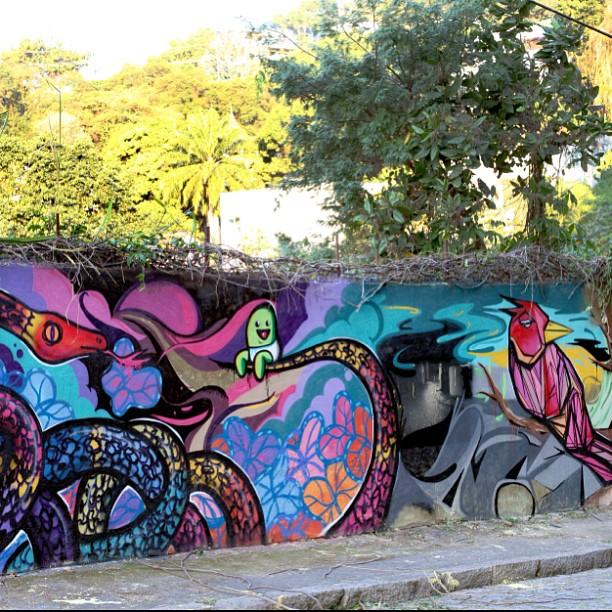 #plantiocrew #streetartrio
