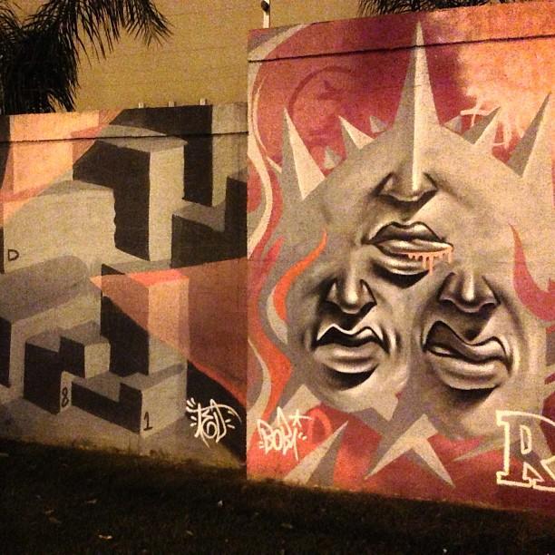 #streetartrio #carlosbobi #ted