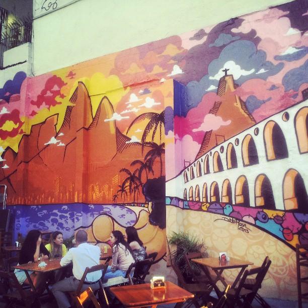 #streetartrio #dudurosa