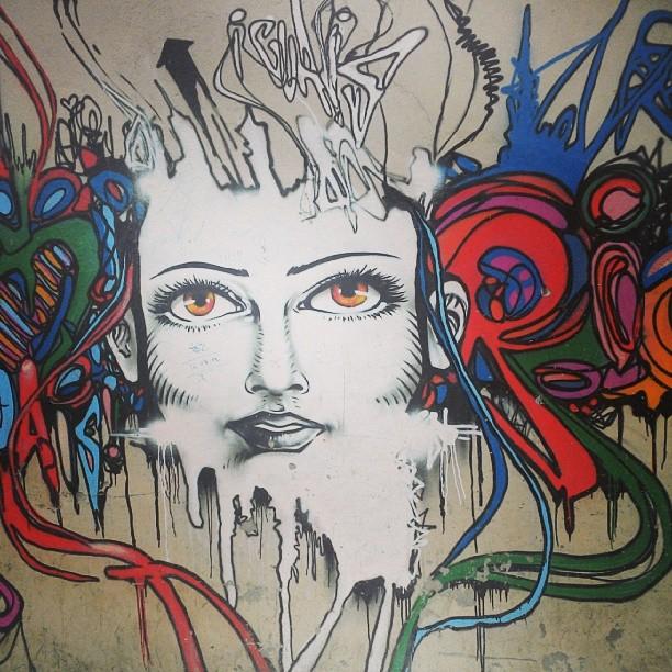 #streetartrio #gambs #gamboa #ment # ocluster