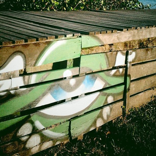 #streetartrio #godri streetarthunter- @guilhermehowat