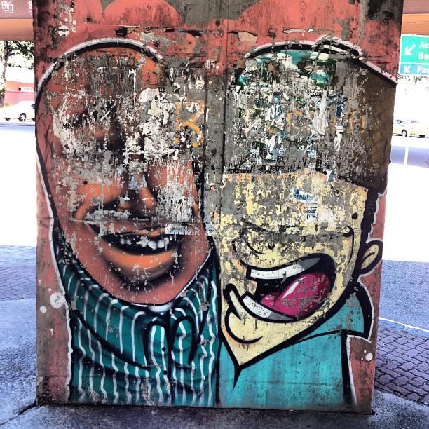#streetartrio #kajaman #carlosbobi