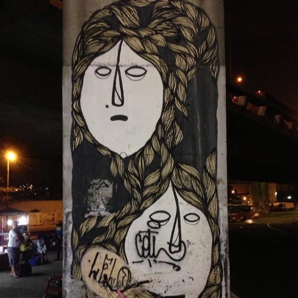 Compartilhado por: @streetartrio em Aug 29, 2013 @ 22:44