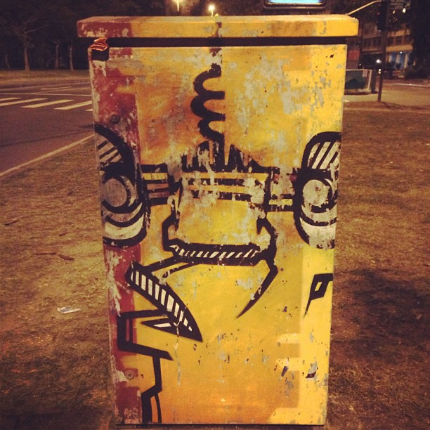 #streetartrio #mack