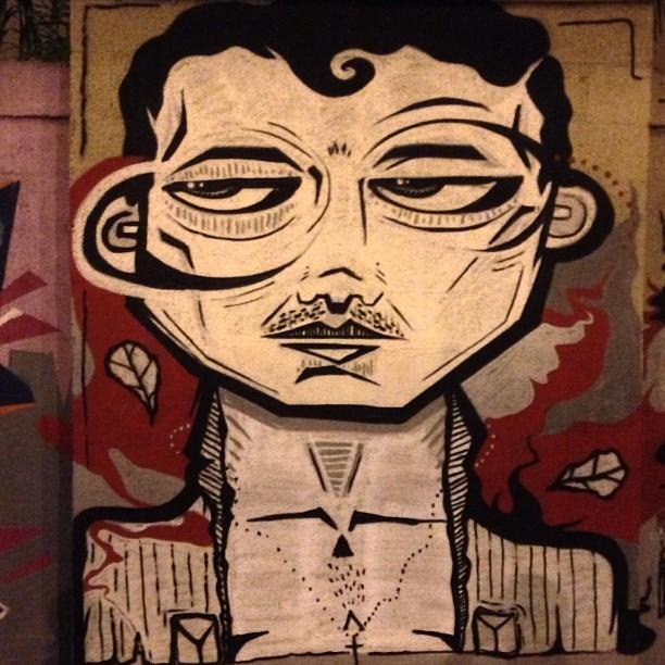 #streetartrio #memi