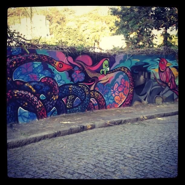 #streetartrio #santateresa #plantiocrew @marcelolamarca