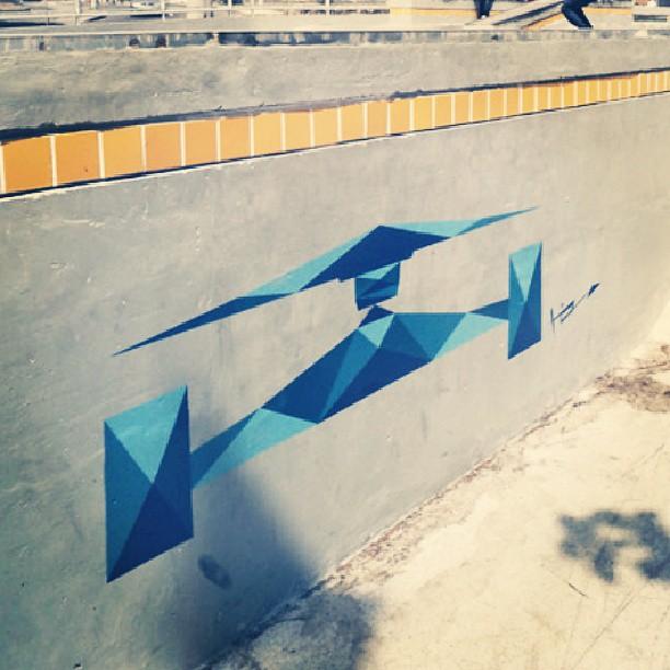 #streetartrio #skate #graffiti #streetart #bicao