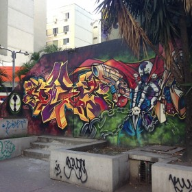 Compartilhado por: @streetartrio em Aug 31, 2013 @ 18:30