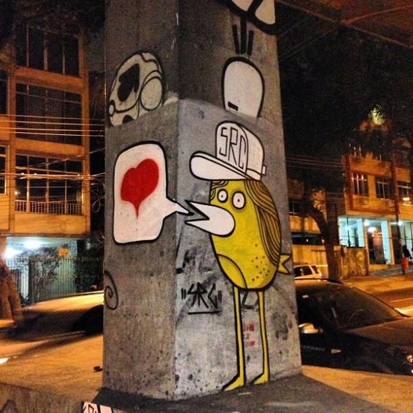 Compartilhado por: @streetartrio em Aug 19, 2013 @ 12:42