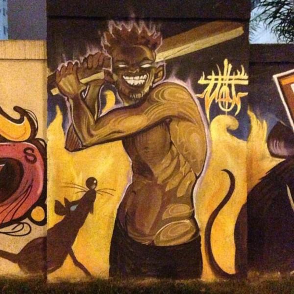 Compartilhado por: @streetartrio em Aug 20, 2013 @ 21:39