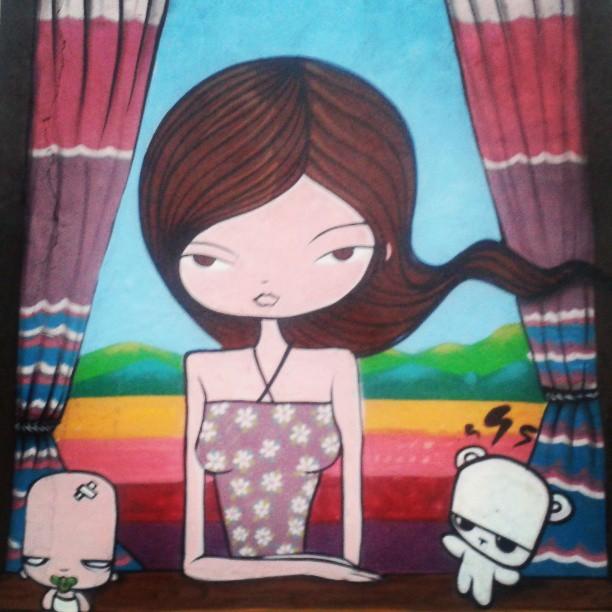 #toz #art #streetart #graffiti #streetartrio #arteurbana #arte #rua #love