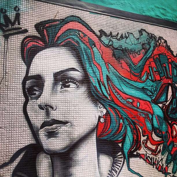 Art rua #arte #art #rioarte #artrua #artederua #brazilianart #spray #urban #iphonesia #iphoneonly #jj #amazing #awesome #beuty #colors #riodejaneiro #rj #cariocagram #style #epic #streetart #humaita #artrio