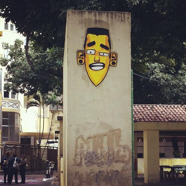 #Copacabana #AvNossaSenhoradeCopacabana #RiodeJaneiro #streetartrio #marceloeco #grafite #graffiti #wilmorenaescolta #street #spraycans