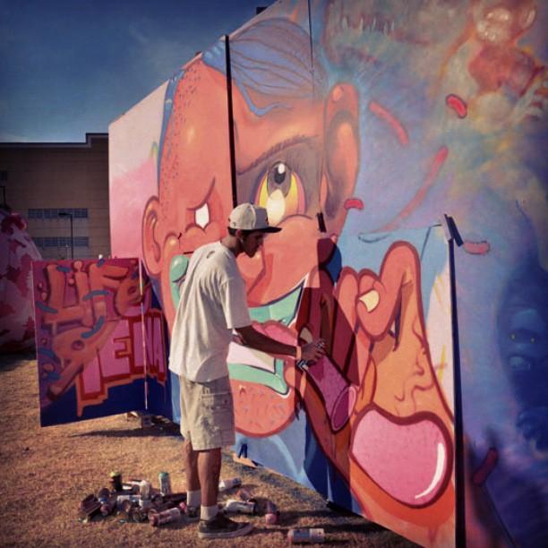 Festival Art Rua @festivalartrua . #kovokcrew #streetartrio #street #vistafunky #graffitibrasil #graffiti