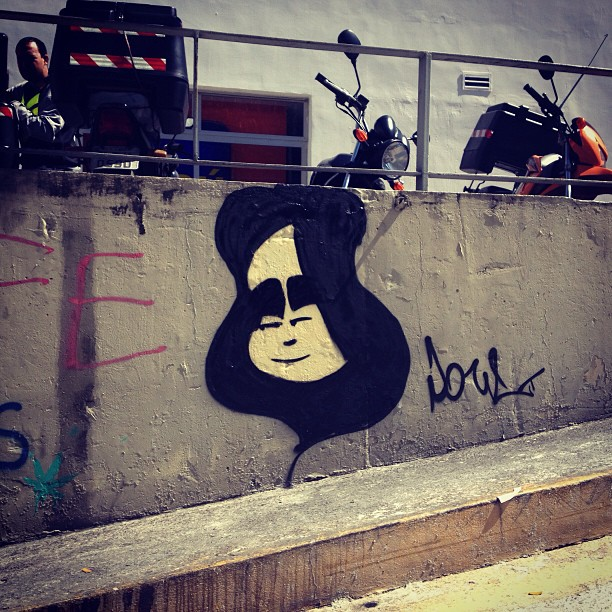 Hoje antes de ir para Engenho de Dentro. #streetartrio #graffitrio #graffit #artrua #arte #riodejaneiro #streetart #tijuca #tjk