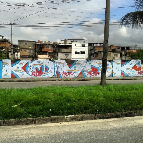 Minha familia! #kovokcrew #streetartrio #graffiti #street #rua