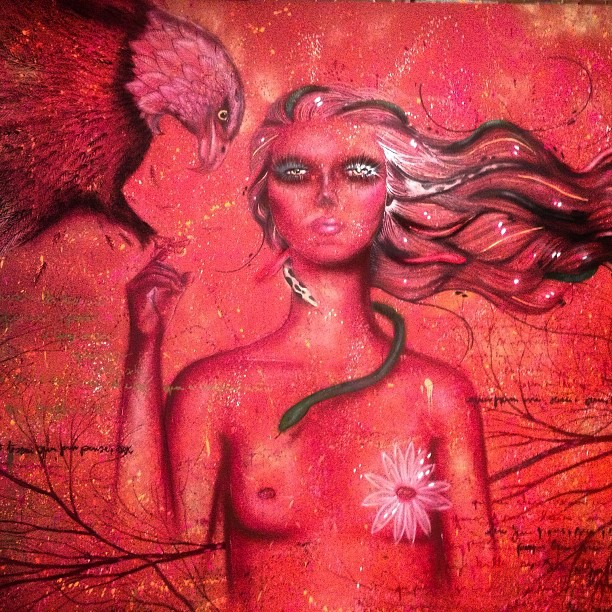 Painel do Artrua por Anarkia Boladona #artrua #streetartrio #streetart #graffitti #spray #iphonesia #iphoneonly #epic #instagramhub #awesome #art #arte #urban #ignation #jj #brazilingram #sweet #anarkia #rioarte #cariocagram #riodejaneiro #rj