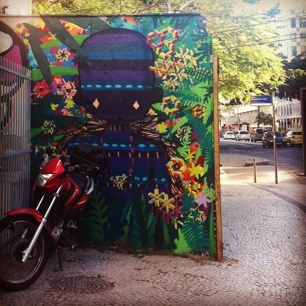 Próximo ao 617 #streetartrio #jardimbotanico #riodejaneiro #rj