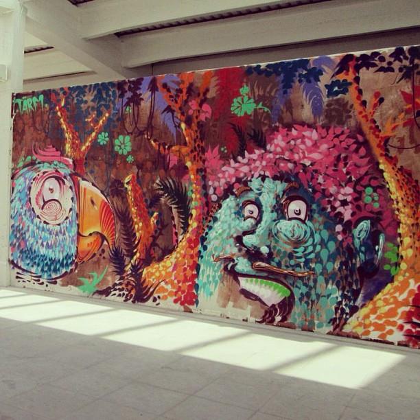 Tarm #tarm #instagrafite #streetart #graffiti #streetartrio #riodejaneiro