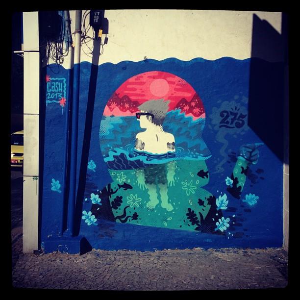 Vila Isabel - RJ #streetartrio #carvas