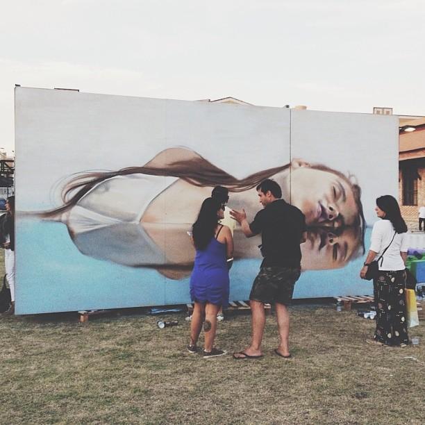 #artrua2013 #art #graffiti #grafite #urbanarts #streetart #streetartrio #streetartbrazil #streetartbrasil #arteurbana #riodejaneiro #rj