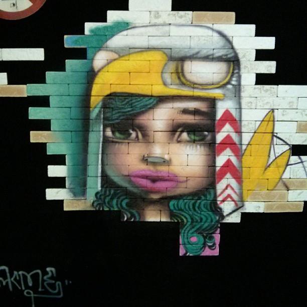 #streetartRio