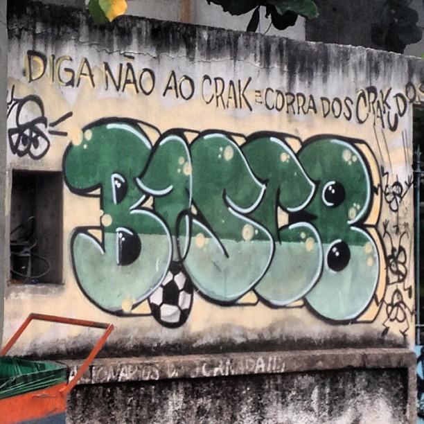 #streetartrio #bisc8