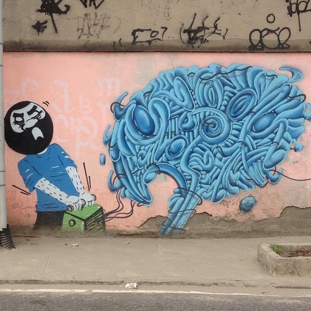 #streetartrio #cazé #efixis