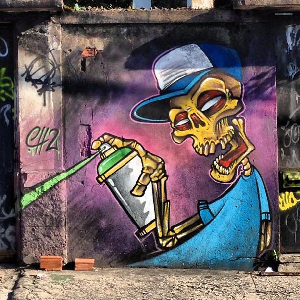 #streetartrio #ch2