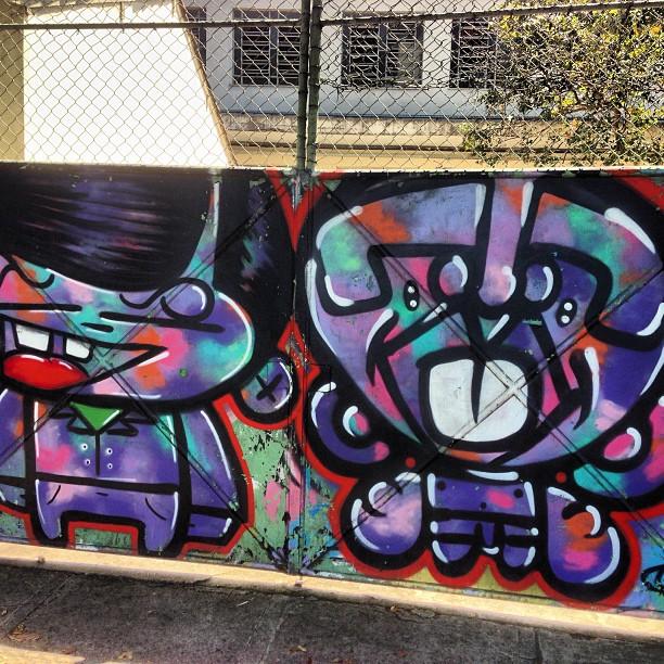 #streetartrio #idolnoproject