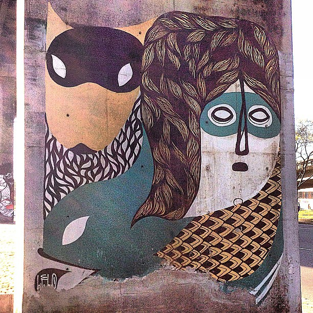 #streetartrio #lelo