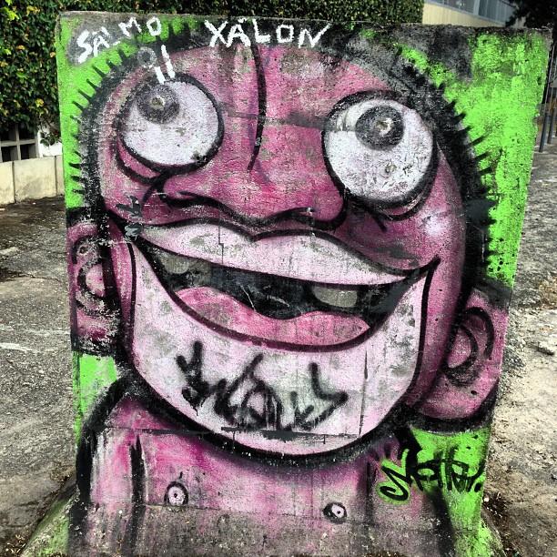 #streetartrio #mottilaa