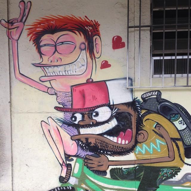 #streetartrio #nhobi