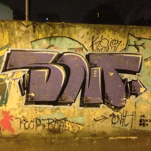 #streetartrio #snit