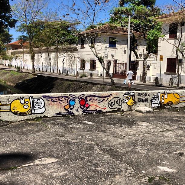 #streetartrio #src #wark